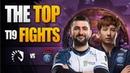 Team Liquid vs PSG.LGD - The Top TI9 Teamfight Highlights - Dota 2 The International 9