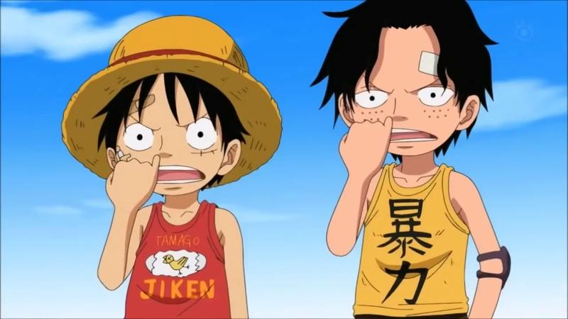 приколы ван пис One Piece ТОП 10 ржачных моментов