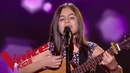 Ayo - Down on my knees | Eva | The Voice Kids France 2019 | Blind Audition