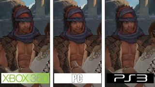 Prince of Persia 2008 | PS3 vs 360 vs PC | 4K Graphics Comparison