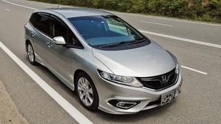 Honda JADE Гибрид с пробегом 175 000 км! Реальное состояние авто