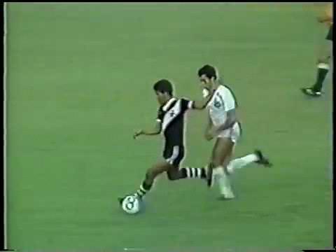 CAMPEONATO BRASILEIRO 1983 VASCO X SANTOS