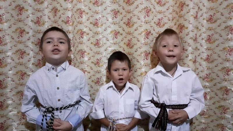 НАУЧИ МЕНЯ БОЖЕ ЛЮБИТЬ Детский хор г. Меленки