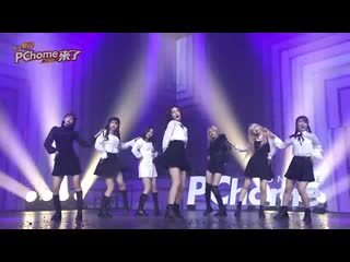 · Perfomance · 191110 · OH MY GIRL - Secret Garden + Bungee + The Fifth Season + Remember Me · 2019 PChome Festival ·