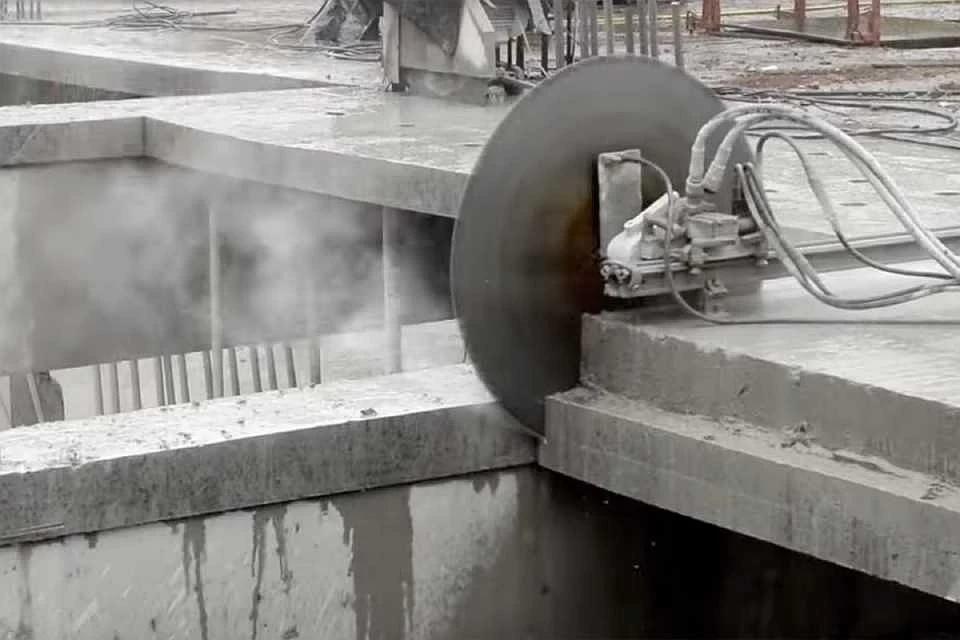алмазная резка и бурение бетона в Ярославле