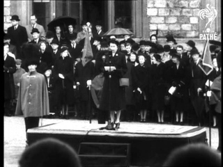 The Queen's Birthday Aka Queen Elizabeth II Becomes Colonel Of Guards Regt. (1952)