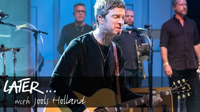 Noel Gallaghers High Flying Birds - Wandering Star @ Later... With Jools Holland, BBC Two