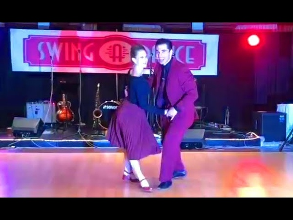 Band ODESSA Иду курю Танцуют Сандра Рёттиг и Штефан Зауэр