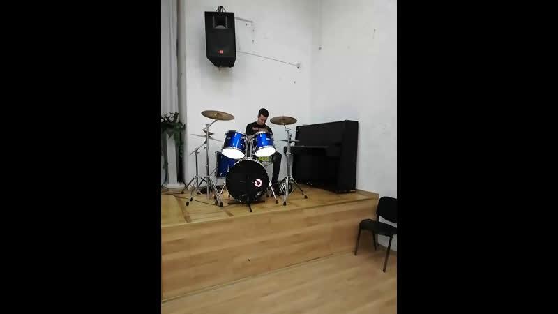 Drummers Party Тимур Удальцов