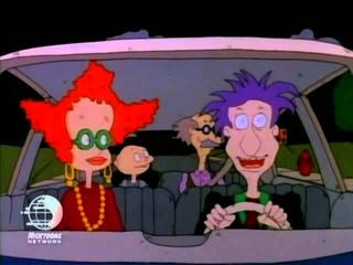 Rugrats   1x03   At the Movies ~ Slumber Party
