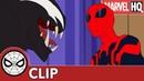 """SNEAK PEEK Spidey Lures Venom in Marvel's Spider Man Superior"""""""