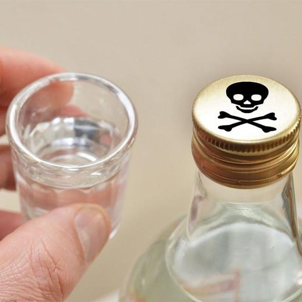 В 2019 году в Саратовской области зафиксирован резкий рост количества смертей от отравлений спиртсодержащей продукцией