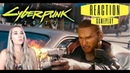 CyberPunk 2077: Deep Dive Gameplay REACTION - Blind Reaction - LiteWeight Gaming