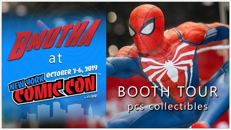 NYCC 2019: PCS Collectibles Booth Tour