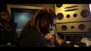 Studio Sesssion | Timmydahitman x CashmoneyAP x Polo Boy Shawty | Atlanta | Vlog HOW TO MAKE BEATS