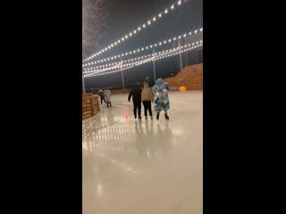 День Рождения Юрия Никулина на льду