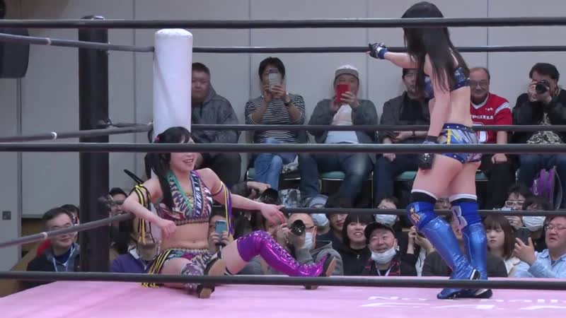 My1 Токио Йоши Про Спринг Тур 19 Рэди Сет Го Hikari Noa vs Pinano Pipipipi