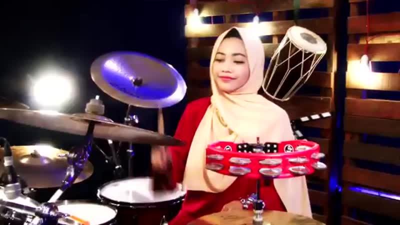 Ya Habibal Qalbi - Drum by Nur Amira Shahira.mp4