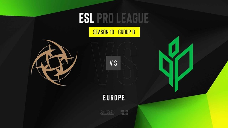 NiP vs Sprout - ESL Pro League Season 10 EU - map3 - de_inferno [Gromjkee Anishared]