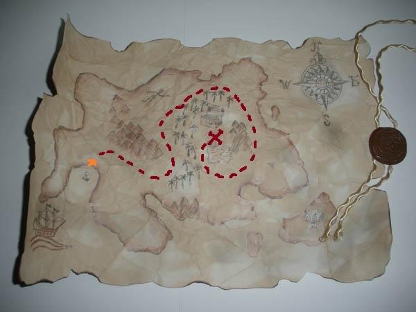 Карта курса «Первоклассник», изображение №1