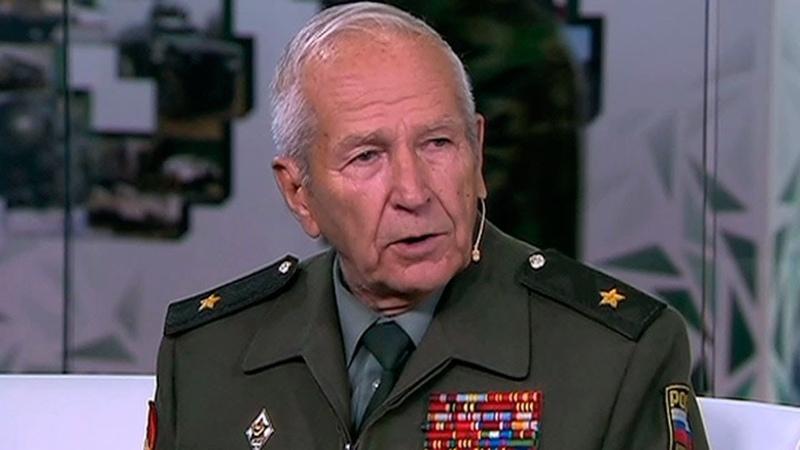 Интервью с генерал-майором инженерных войск РФ Виталием Лысовым