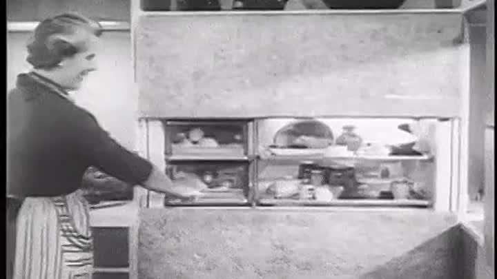 кухня будущего взгляд из прошлого