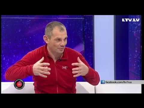 Вернувшись с Байкала B студии LTV