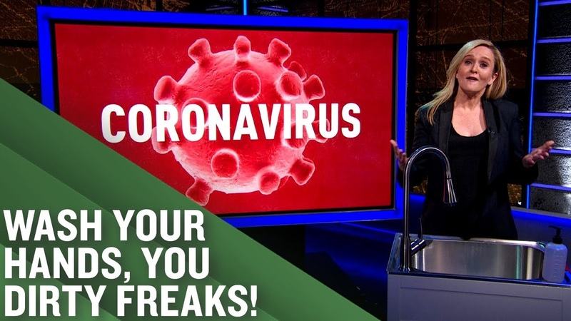 Learn To Wash Your Hands The Right Way with Samantha Bee Full Frontal on TBS