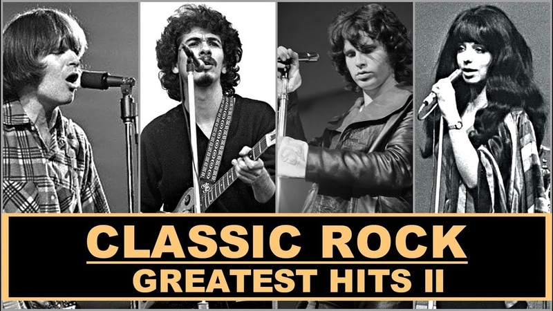 Classic Rock Greatest Hits 60s 70s 80s Rock Clasicos Universal Vol 2