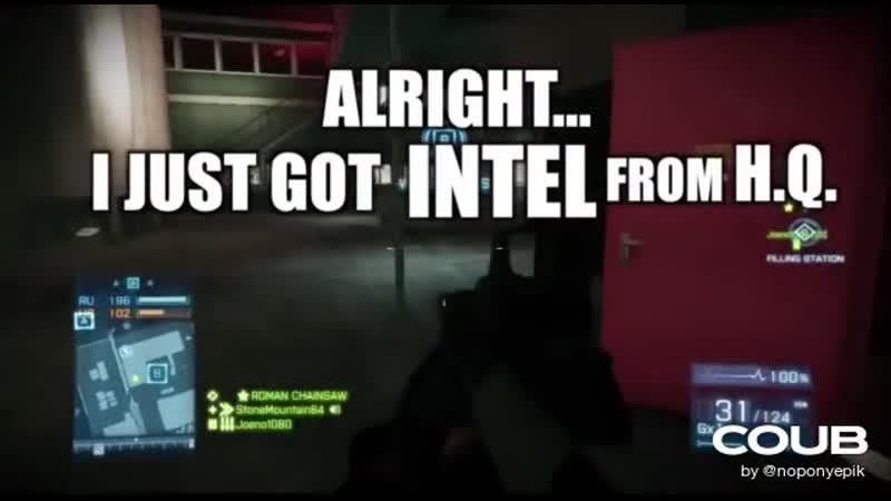 Battlefield 3 Lingo