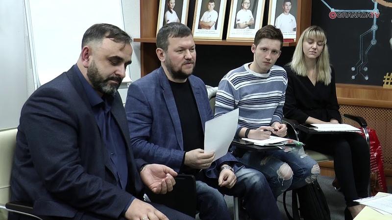 Алексей Ширинкин о политике и молодежи