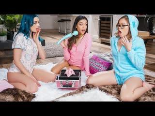 Harmony Wonder, Katie Kush, Jewelz Blu - Pick Your Pleasure