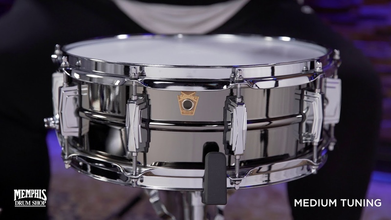 Ludwig 14x5 Black Beauty Snare Drum (LB416)