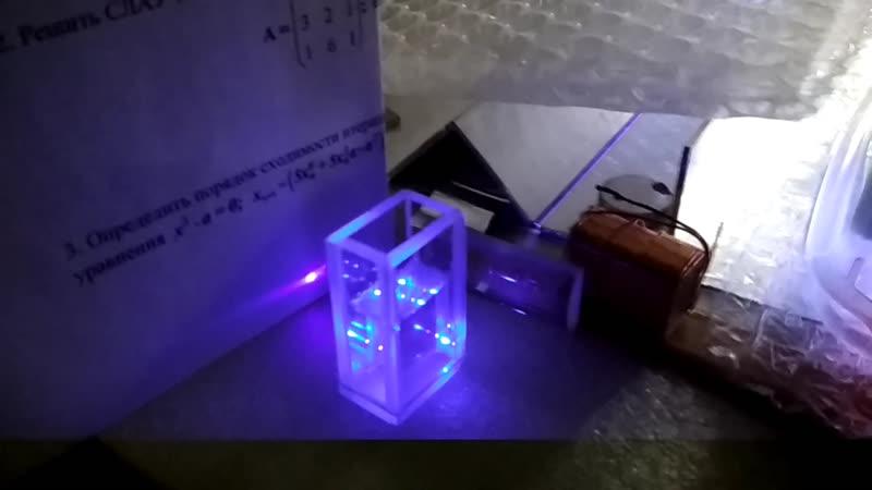 Азотный TEA лазер 2 0 Лазерная генерация на красителе 1