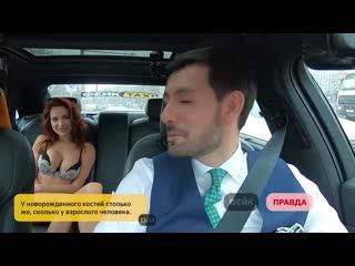 Фейк taxi #26. вероника faketaxi / fakehub