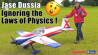 Jase Dussia: IGNORING THE LAWS OF PHYSICS !