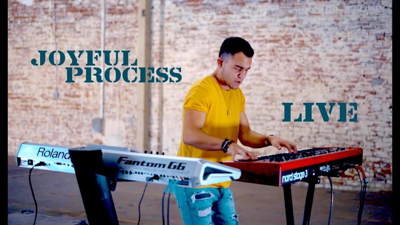 Nikko Ielasi Joyful Process LIVE Piano Rendition X JustPlayLA