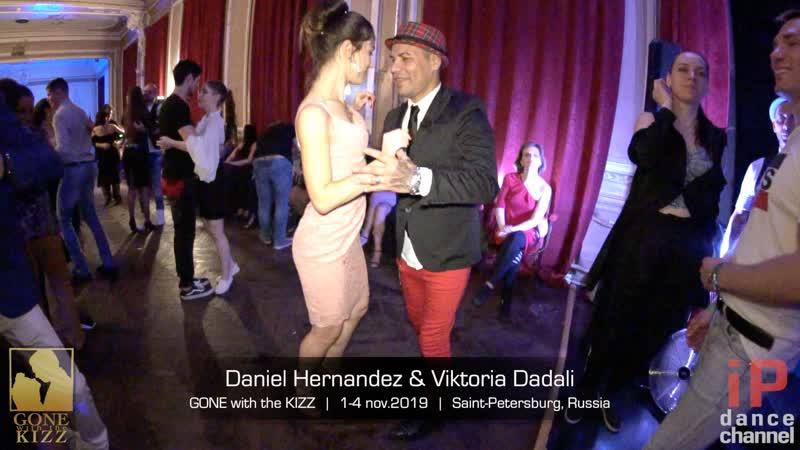 Daniel Hernandes Viktoria Dadali || GONE with the KIZZ