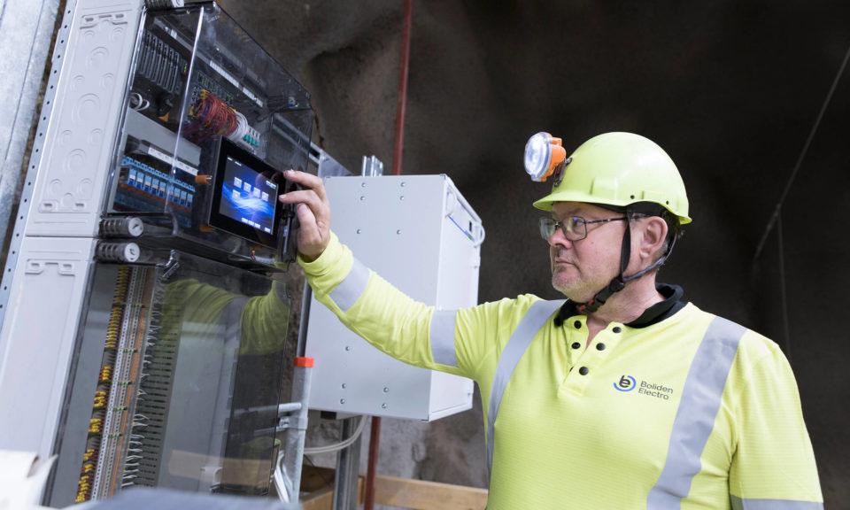 Системы энергосбережения для горной промышленности