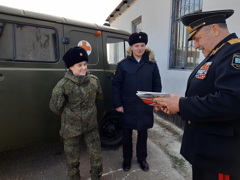 Генерал-лейтенант Павел Сергеевич Шилов оценил боевую подготовку 810-й отдельной бригады морской пехоты в Севастополе, изображение №2