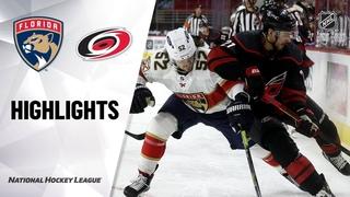 Florida Panthers vs Carolina Hurricanes   , 2021   Game Highlights   NHL 2021   Обзор матча