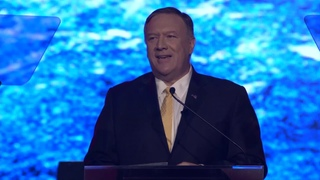 Secretary Pompeo remarks at  the 2019 American Association of Christian Counselors World Conference