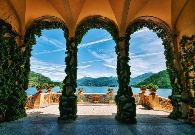 Лимонная Гарда или звёздное Комо? Отдыхаем на итальянских озёрах…, изображение №7