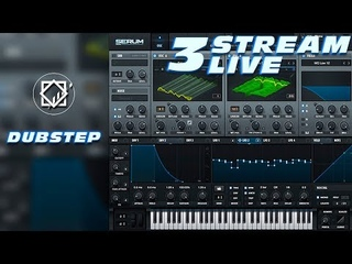 Стрим по FL STUDIO / Dubstep на процессоре Ryzen 5 2600 / Vladimir Helix