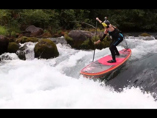 Whitewater SUP in Gorge-ous Hood River | SUPs Up, Ep. 2
