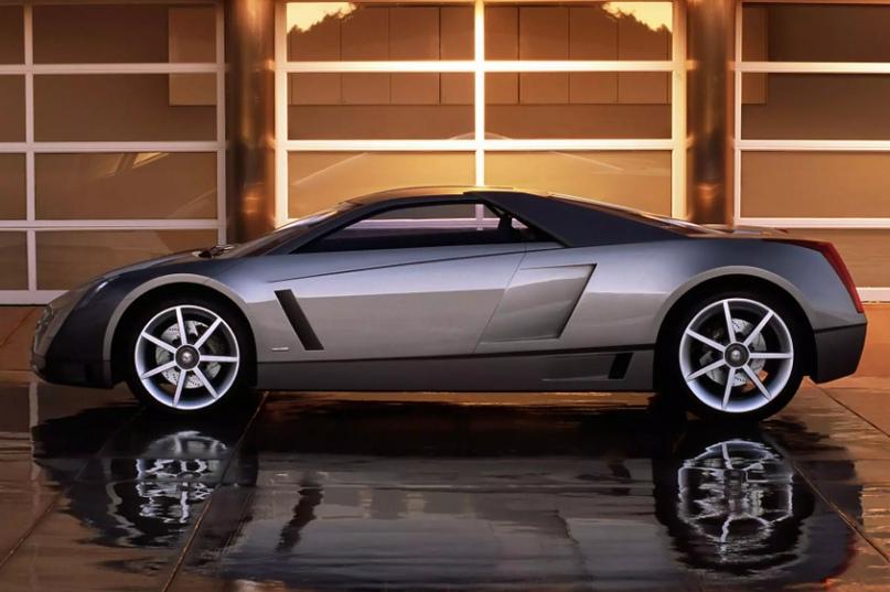 Cadillac Cien: красивый, быстрый, технологичный и почти серийный, изображение №5