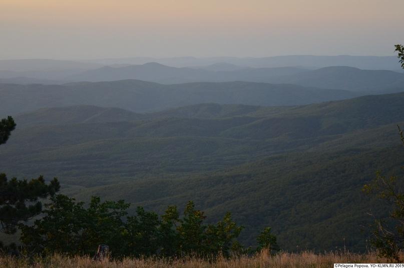 Горы-горы-горы. Вид с Яманташа