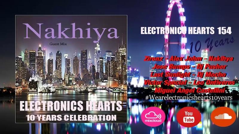 Uplifting Trance 2019 E.H_154 M.A.C.PRES.NAKHIYA Special Guest mIx