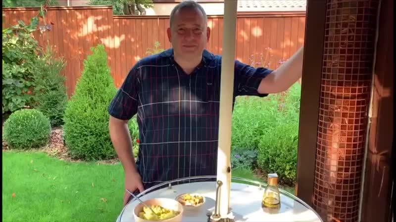 🐟 Новый рецепт полезного блюда с омега 3, 6, 9 и Д3 🐟