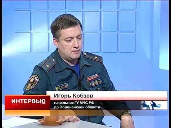 Вести Интервью Игорь Кобзев Эфир от 09 04 2013